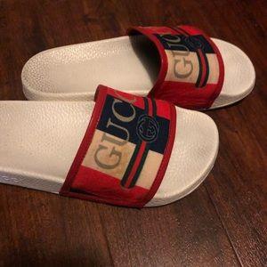 Gucci Shoes - Gucci size 37 slides
